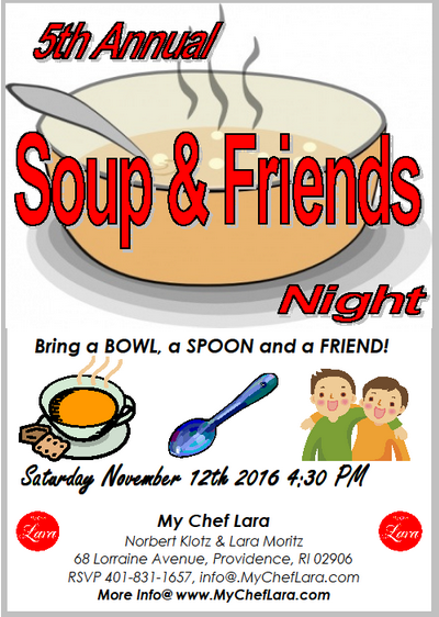 SoupNight Invite