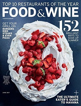 June Food and Wine